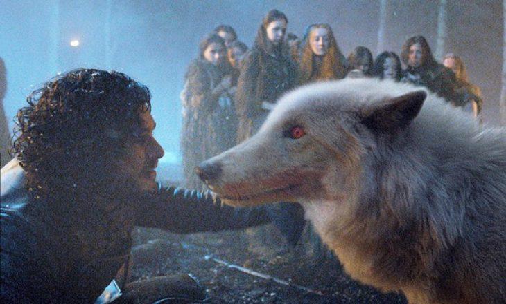 """Ujqërit që keni parë në """"Game of Thrones"""" në fakt kanë ekzistuar vërtet"""
