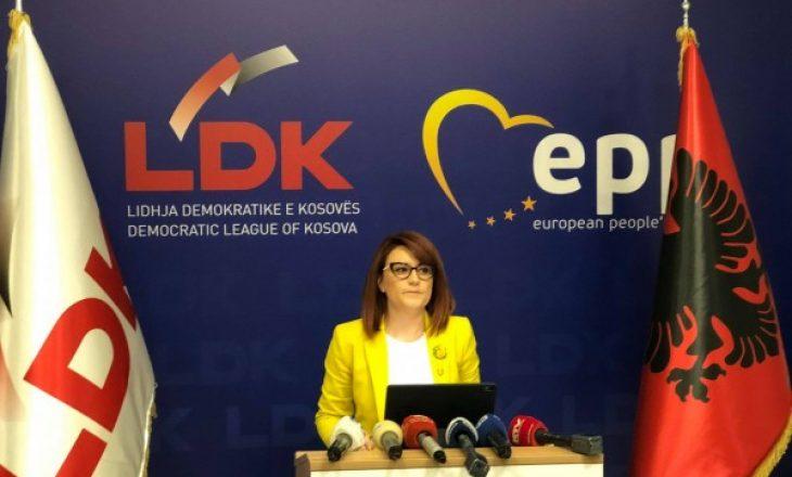 LDK: Osmani kërcënoi KQZ-në për favorizimin e VV-së