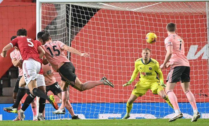 Manchester United befasohet në shtëpi, mposhtet nga Sheffield United