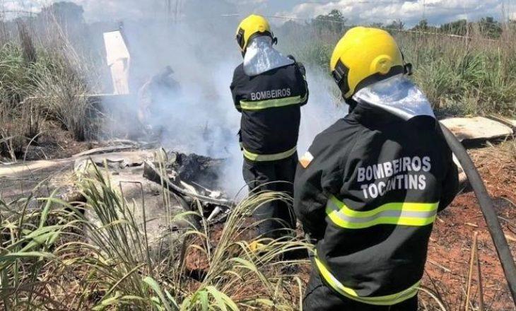 Tragjedi në futbollin brazilian, nga rrëzimi i avionit katër lojtarë, presidenti dhe piloti humbën jetën