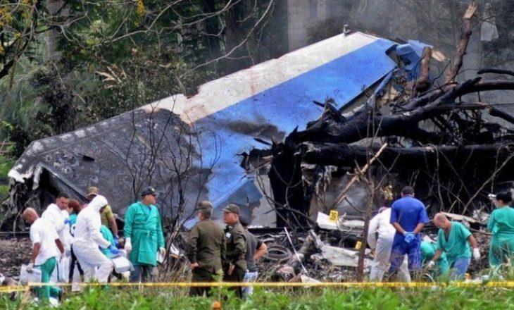 Nga rrëzimi i helikpoterit ushtarak, pesë persona humbin jetën në Kubë