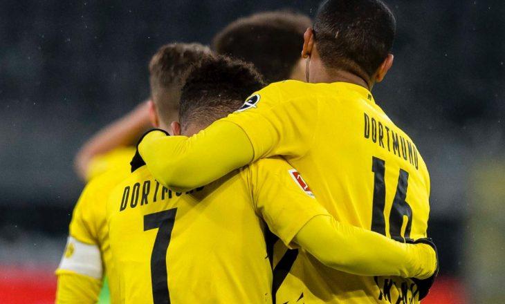 Dortmund mposht Wolfsburg-un