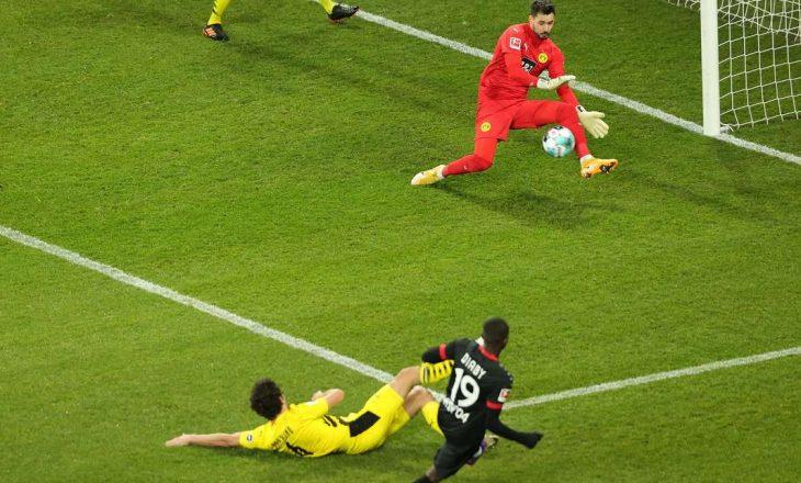 Bundesliga: Leverkusen mposht Dortmund-in