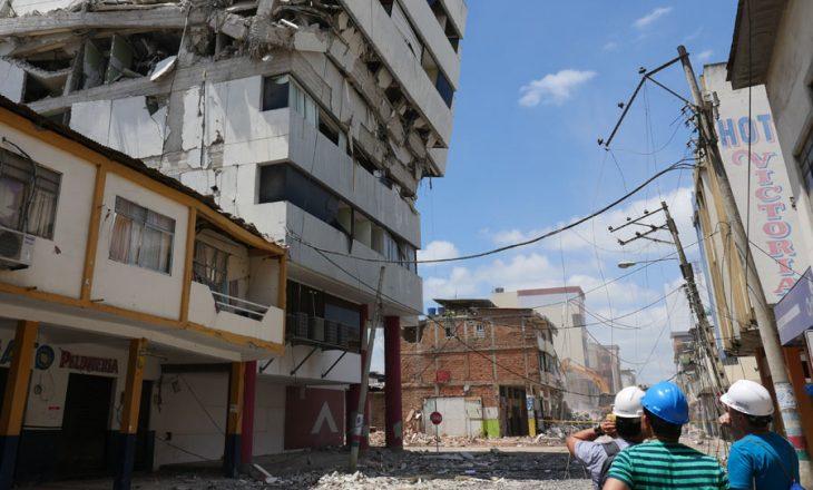 Kolumbia goditet nga një tërmet me magnitudë 5.1 ballë