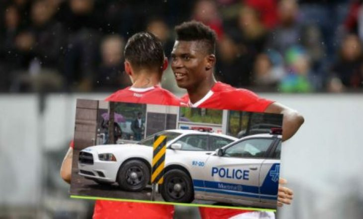 Futbollisti i M'Gladbach, Embolo arratiset nga policia pasi theu rregullat anti-COVID