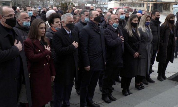 Hoxhaj nderon Zahir Pajazitin: Kosova po e paguan çmimin e dytë para Speciales