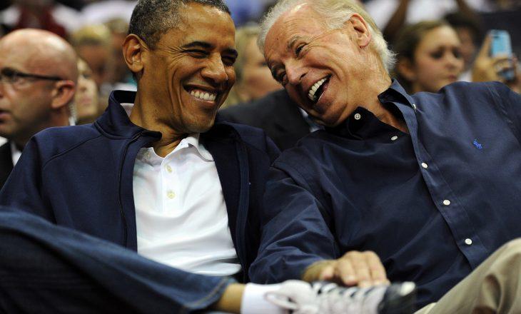Obama uron Bidenin: Është koha jote