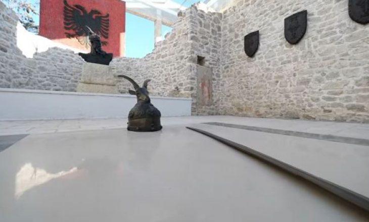 Rama përkujton Skënderbeun në 552 vjetorin e vdekjes