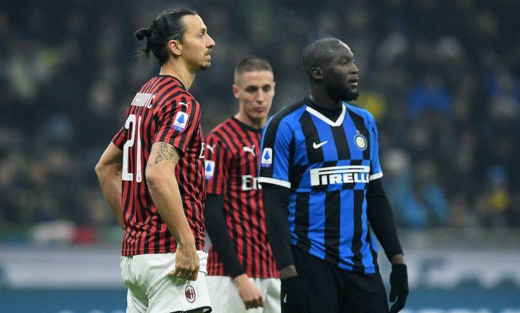 Ndeshja çerekfinale e Kupës së Italisë mes Inter dhe Milan zhvillohet me 27 janar