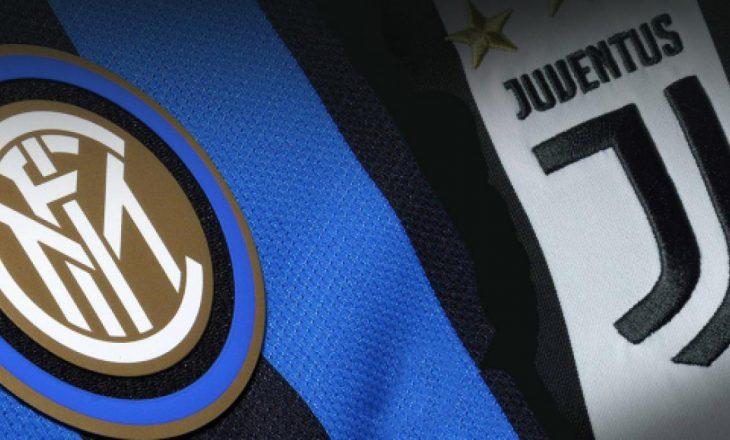 Derbi italian Inter vs Juventus – formacionet