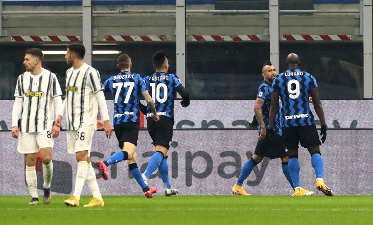 Derbi i Italisë i takon Inter-it, humb Juventus