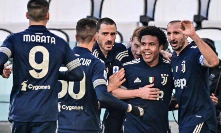 Juventus mposht Bologna-n në Torino