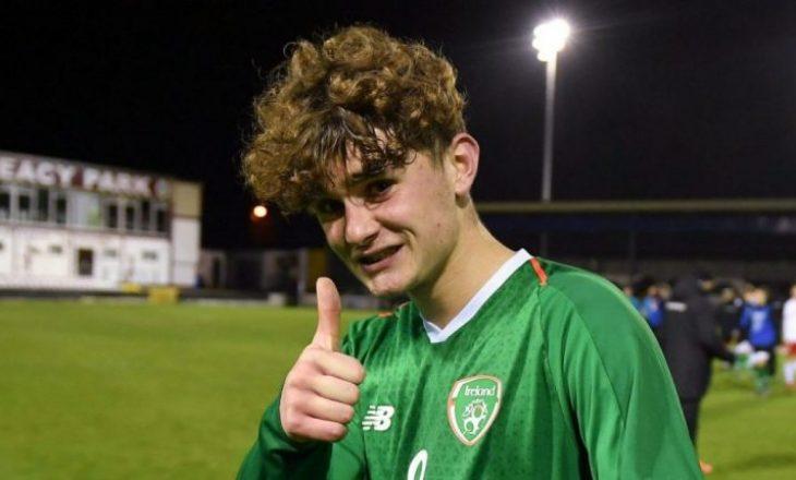 Inter transferon talentin shqiptar nga Shamrok Rovers i Irlandës