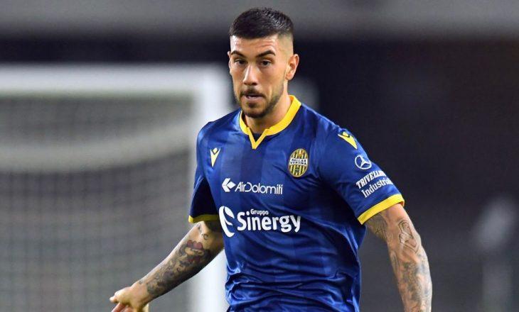 Napoli transferon Mattia Zaccagni-n nga Hellas Verona