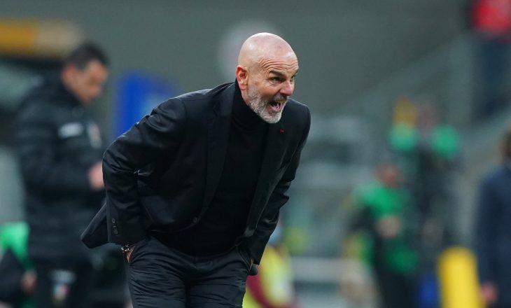 Pioli pas fitores ndaj Torinos, flet për sulmuesit e Milanit