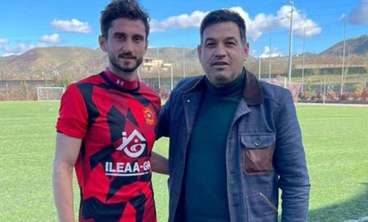 Drenica transferon mbrojtësin Harallamb Qaqi nga Skënderbeu