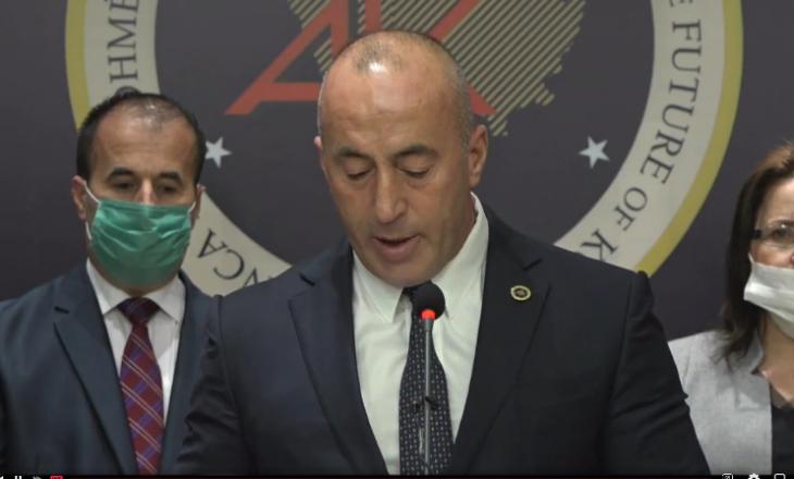 Haradinaj bartës i listës dhe kandidat për President nga AAK