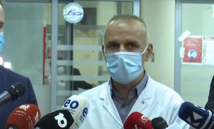 Një 20-vjeçare pëson djegie në fytyrë, kokë e qafë nga shpërthimi në Ferizaj
