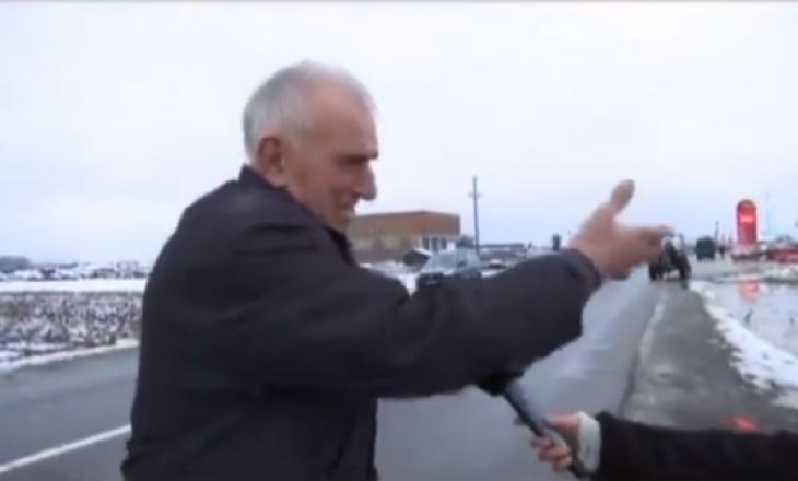 Shtëpia i mbushet me ujë, qytetari nga Vushtrria me lot në sy fajëson komunën