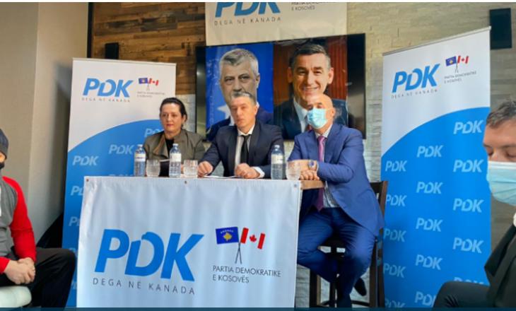 PDK themelon degë edhe në Finlandë dhe Kanada