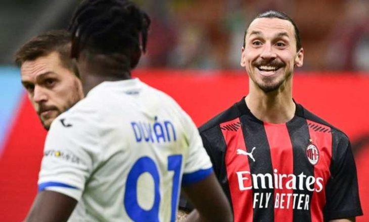 Ibrahimoviç drejtuar Zapata-s së Atalantës: Kam më shumë gola të shënuar sesa ti ndeshje të luajtura