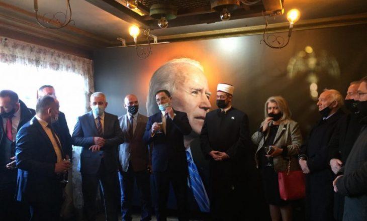 """""""Miqtë e Amerikës"""" për inaugurimin e Bidenit: Kosova do të jetë aleatë i përhershëm i ShBA-së"""