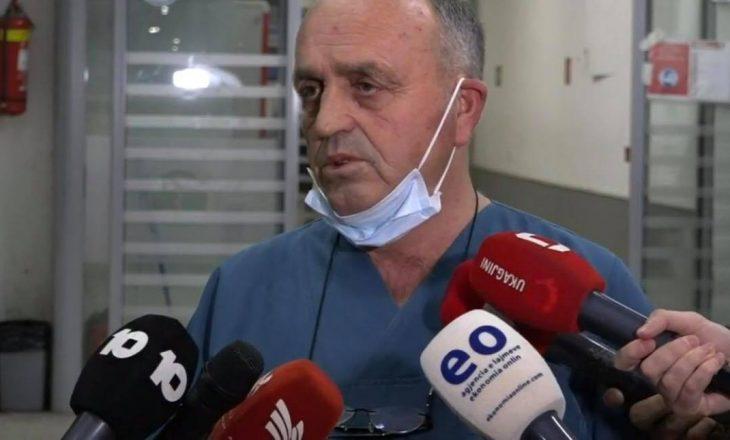 14 pacientë në Emergjencë nga shpërthimi në Ferizaj, gjendja e tyre mesatarisht e rëndë