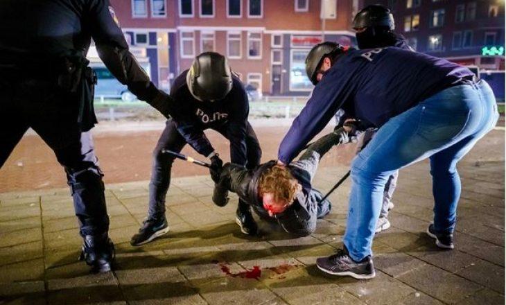 Holanda në prag të 'luftës civile'