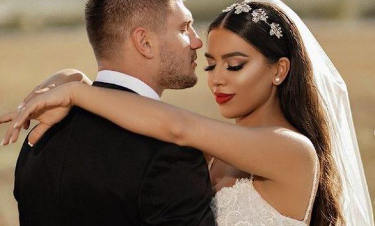 Gjashtë muaj pasi u martua xhudisti kosovar njofton se po bëhet me fëmijë