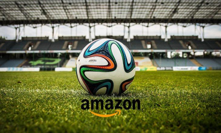 """""""Amazon"""" mendon t'i fitojë të drejtat për transmetimin e Serie A-së"""