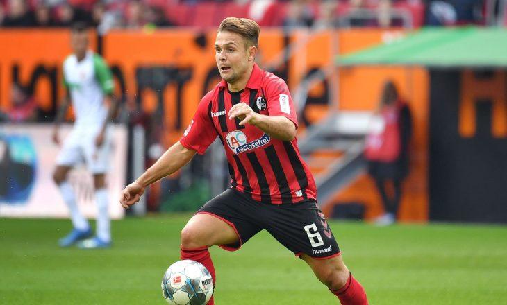 Amir Abrashi huazohet nga Freiburgu te Beseli