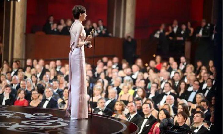 Kur fiton një çmim Oscar supozohet të jetë gëzim i madh, por jo edhe për këtë aktore