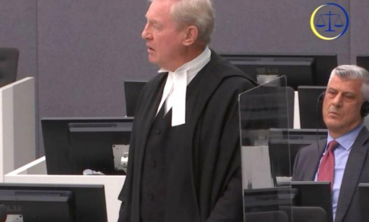 Hooper insiston në lirimin e Thaçit: S'mund të krahasohet me Karagjiqin një i nominuar për Nobel