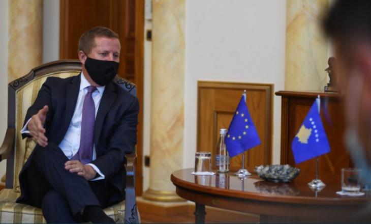 Shefi i BE-së në Kosovë: Kemi pritje të larta për zgjedhjet e 14 shkurtit