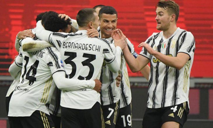 Milan shijon humbjen e parë kampionale, Juventus e mposht