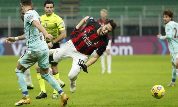"""Milan mposht Torinon në """"San Siro"""""""