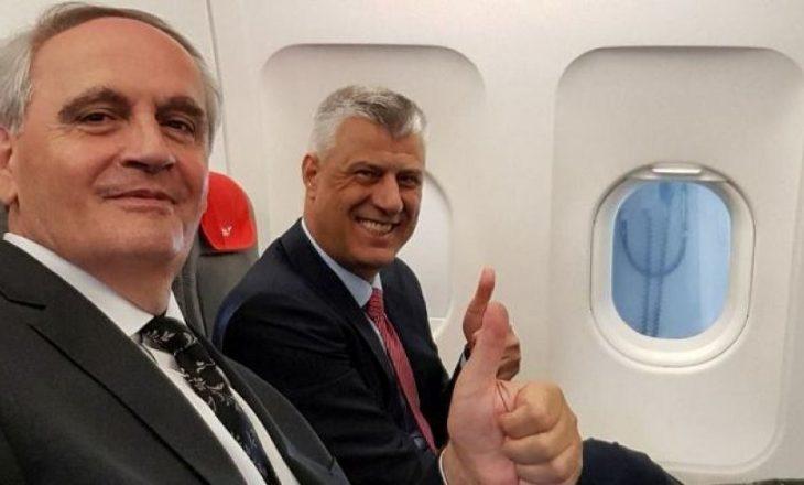 Ambasadori Gjergj Dedaj kontaktohet nga Gjykata Speciale