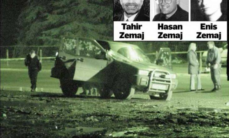 18 vite nga vrasja e Tahir, Enis dhe Hasan Zemajt, Mustafa: Kriminelët të dalin para drejtësisë