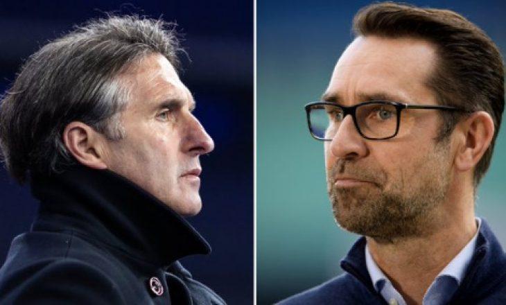 Hertha Berlin shkarkon trajnerin dhe drejtorin sportiv