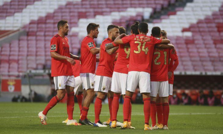 Te Benfica preket me COVID-19 presidenti dhe 16 persona të tjerë