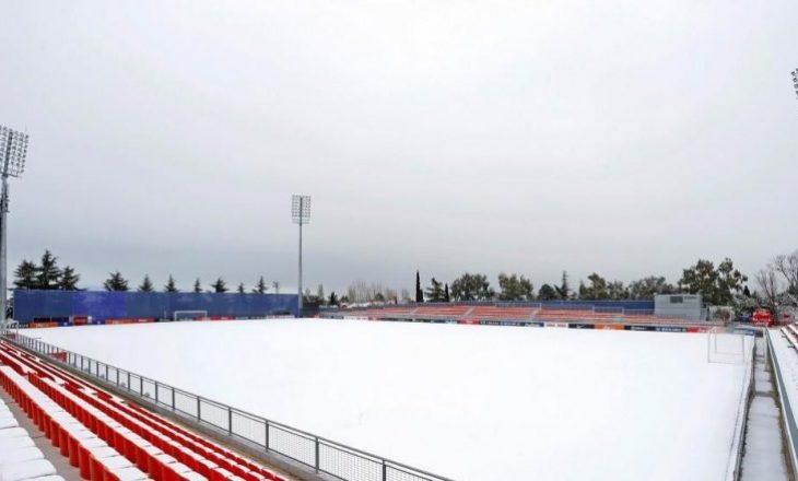 Bora bëhet shkak që të shtyhet ndeshja Atletico Madrid & Athletic Bilbao
