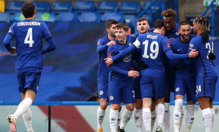 Chelsea eliminon nga FA Cup ekipin e Luton-it