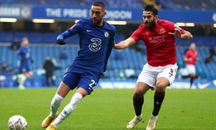 FA Cup: City dhe Chelsea kalojnë tutje