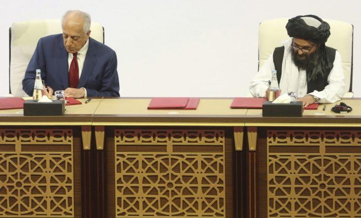 Administrata e Biden do t'a rishikojë marrëveshjen mes SHBA-ve dhe Talibanëve