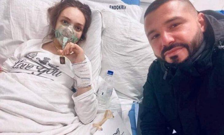 Deçanasi që priste t'ia dhuronte veshkën 19-vjeçares, i dëshpëruar që s'arriti ta shpëtojë