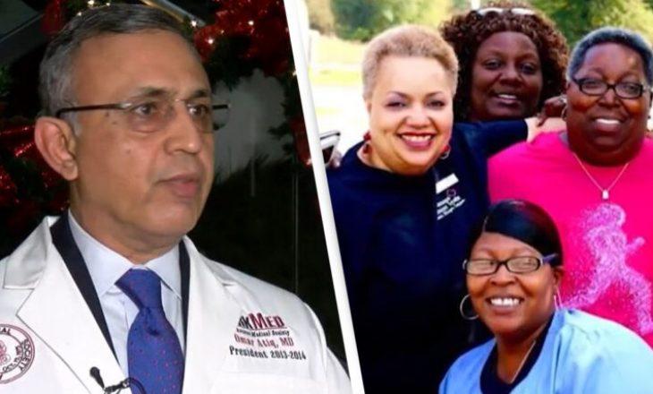 Doktori lau vetë borxhet e pacientëve të tij me kancer – mbi 650 mijë dollarë
