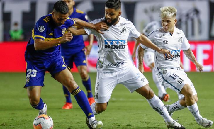 """Santos kalon në finalen e """"Copa Libertadores"""" ku e pret Palmeiras"""