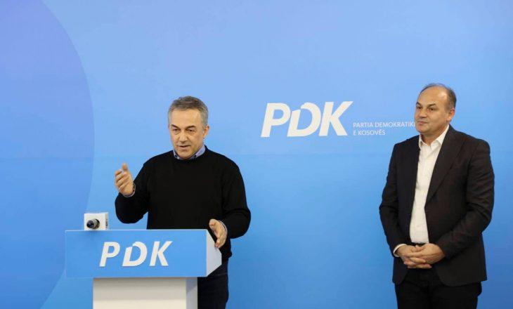 Faton Avdullah: VV pretendon shumicën gjatë fushatës për t'iu shmangur pyetjes rreth koalicioneve pas-zgjedhore