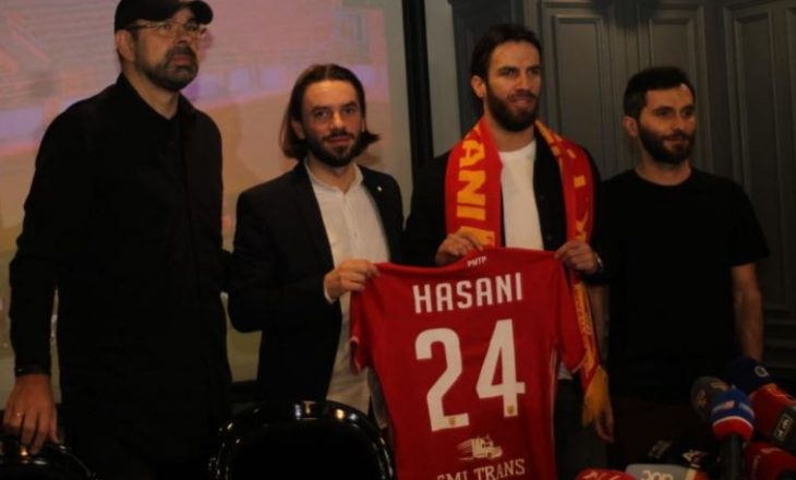 Ferhan Hasani nga Shkëndija kalon te Partizani