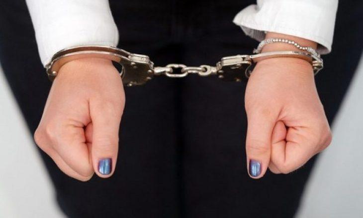 Arrestohet shtetasja e Kosovës, kishte hyrë ilegalisht në Maqedoninë e Veriut